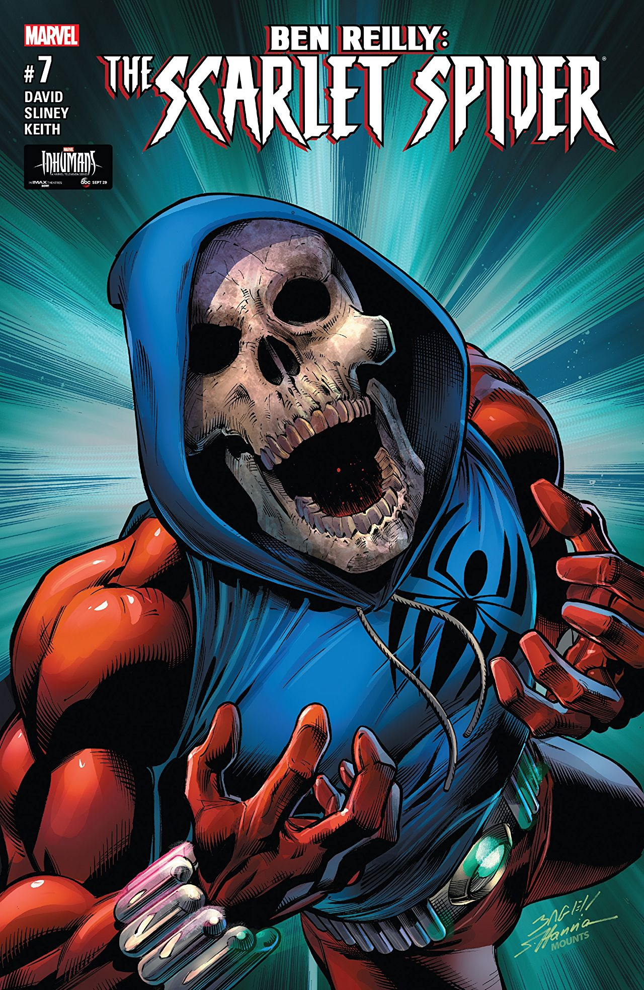 Ben Reilly: The Scarlet Spider #7 Review – AiPT!