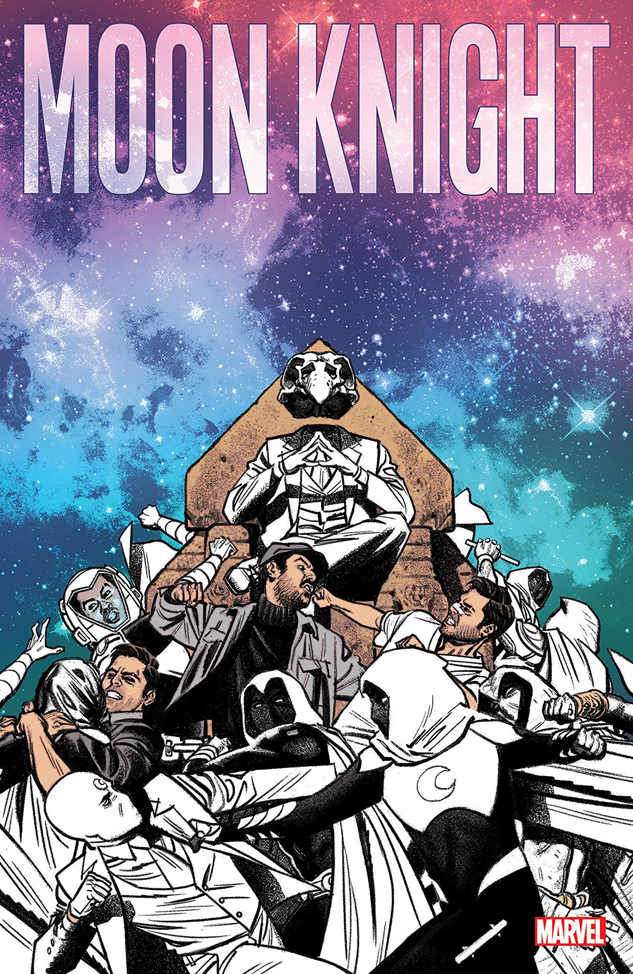 It'll be a movie before long! 'Moon Knight Vol. 3: Birth and Death' review