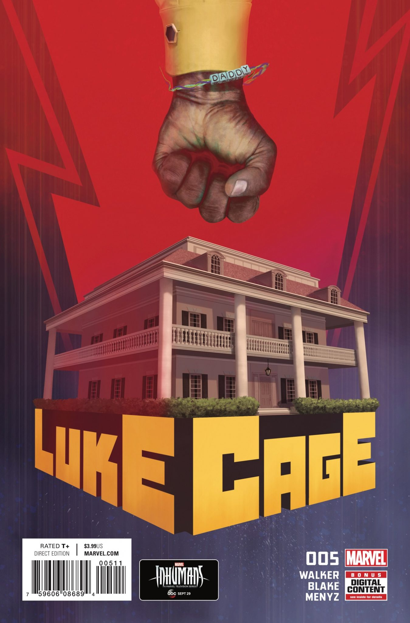 Marvel Preview: Cage #5
