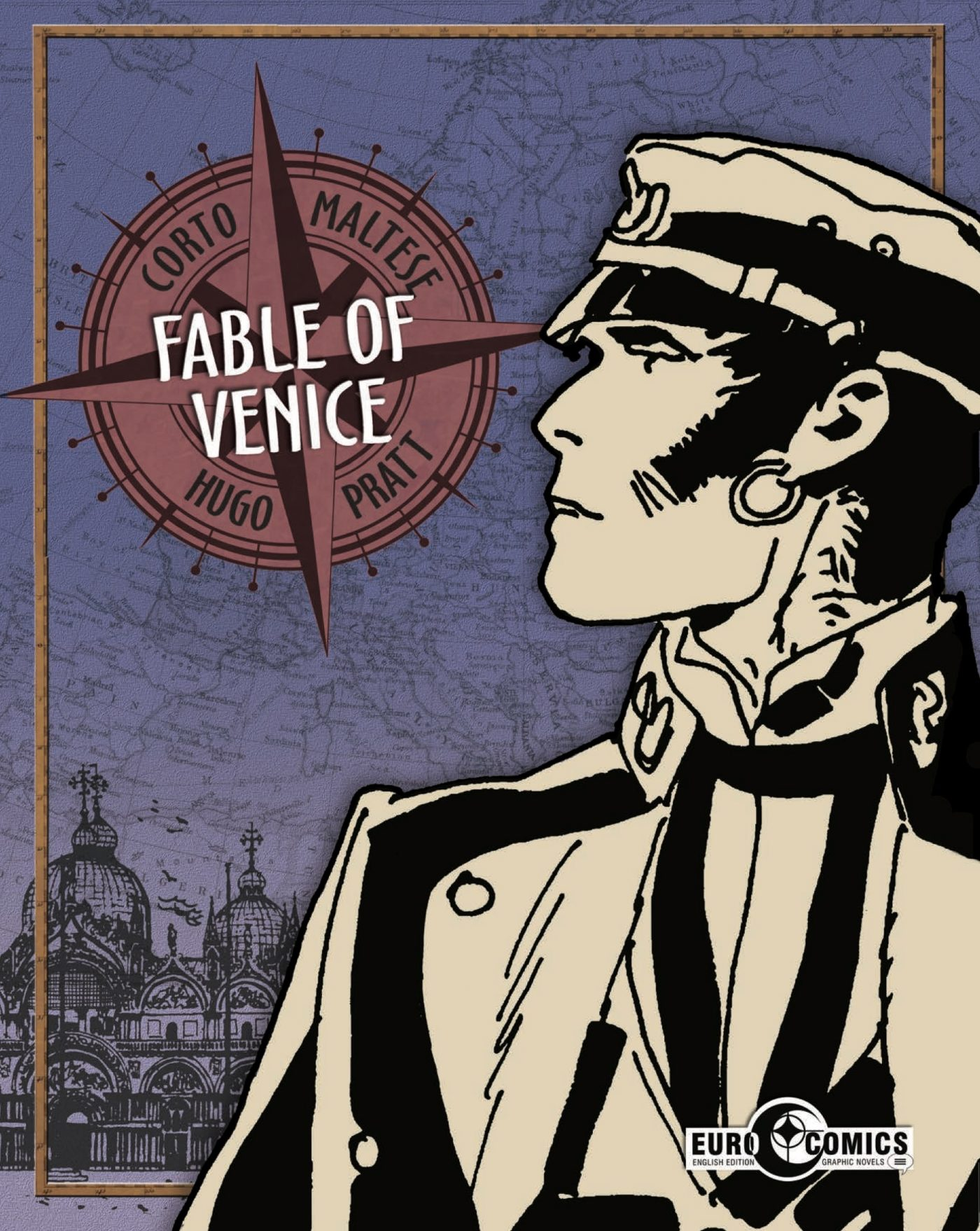 [EXCLUSIVE] IDW Preview: Corto Maltese: Fable of Venice