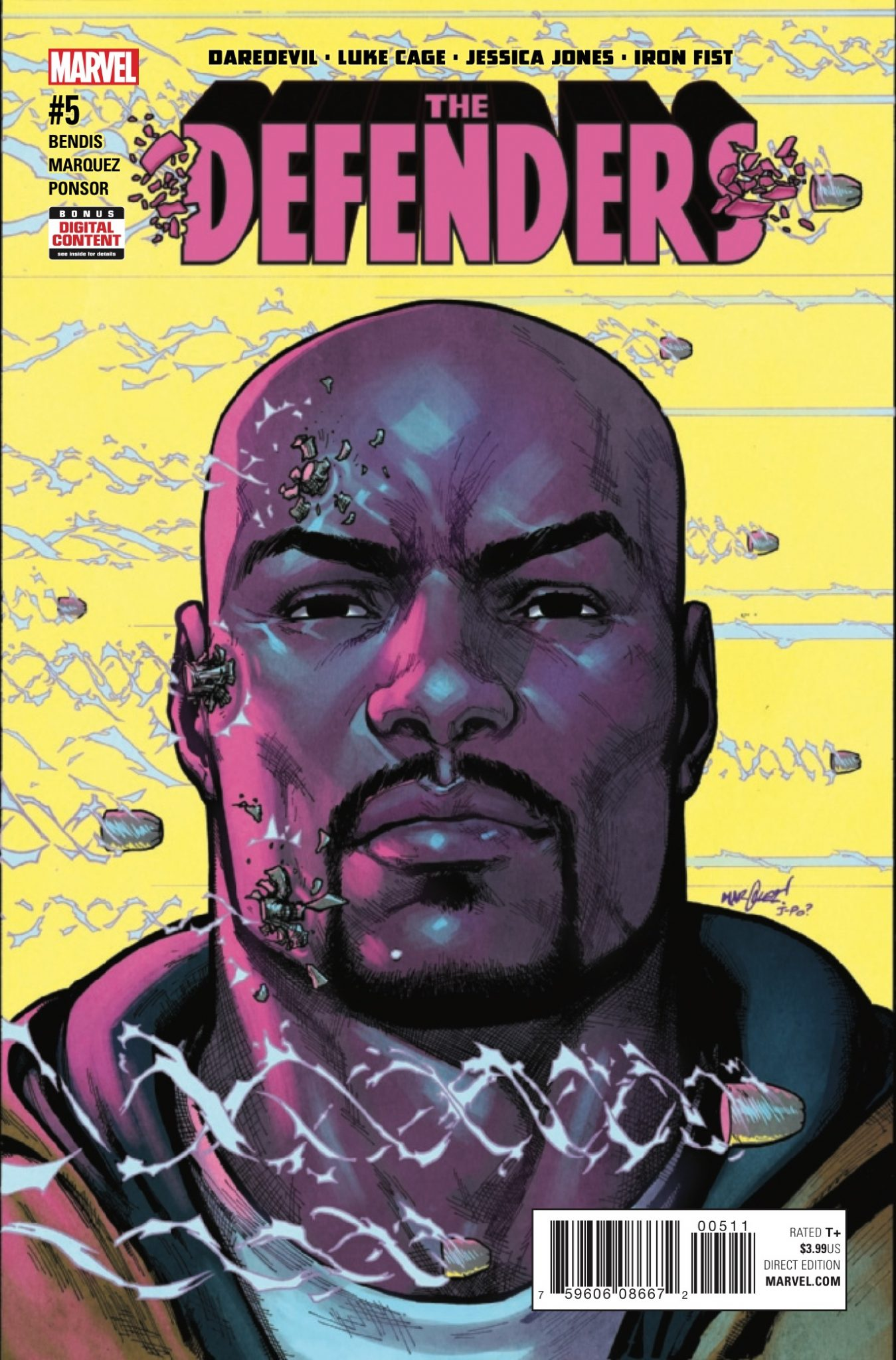 The Defenders #5 Review