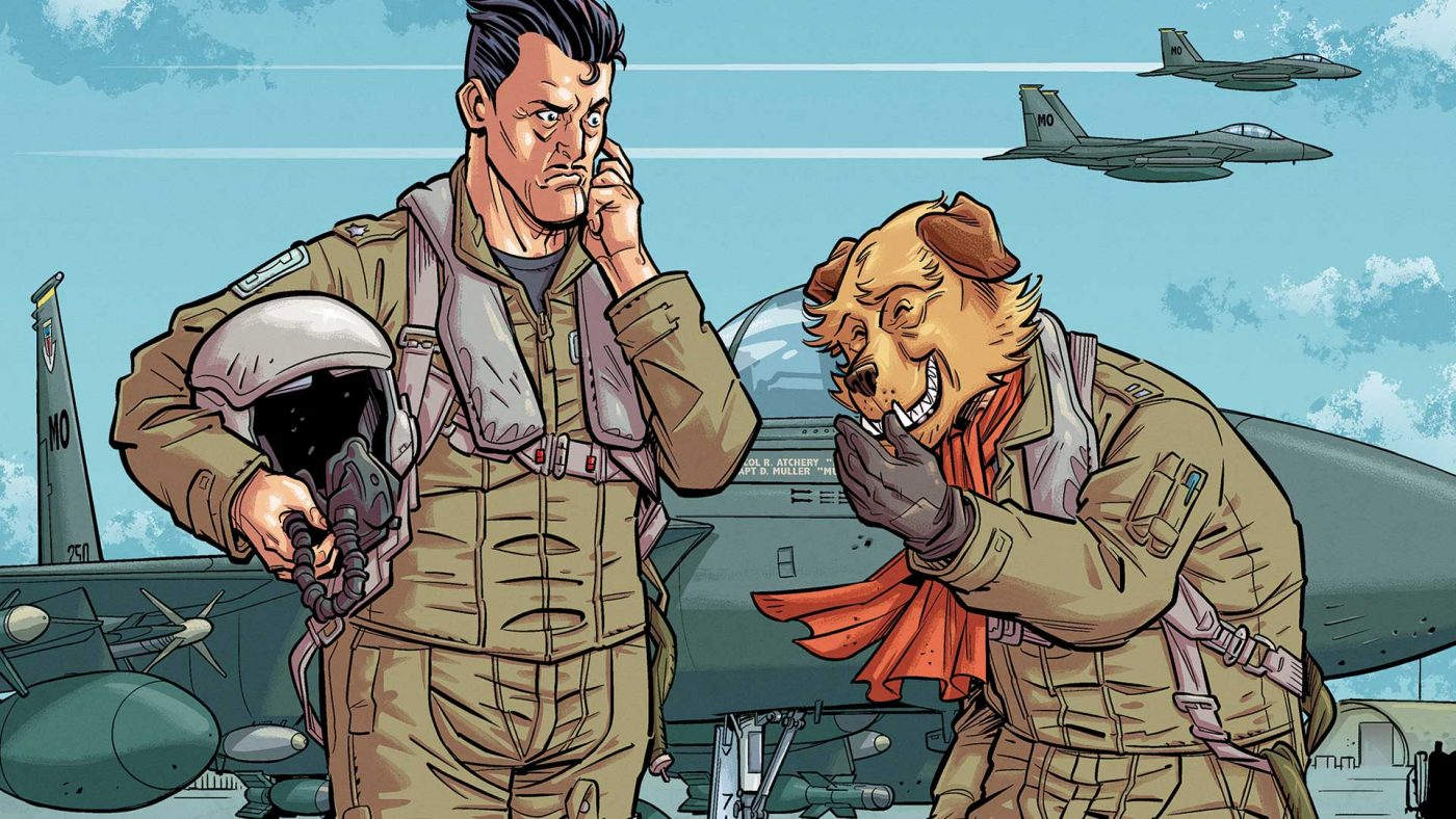 Dastardly and Muttley #1 Review