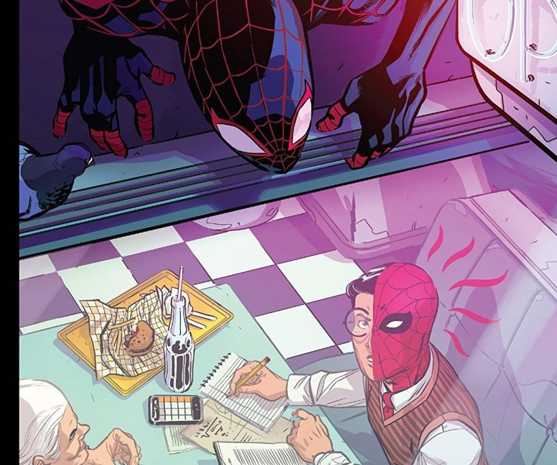 Generations: Miles Morales: Spider-Man & Peter Parker: Spider-Man #1 Review