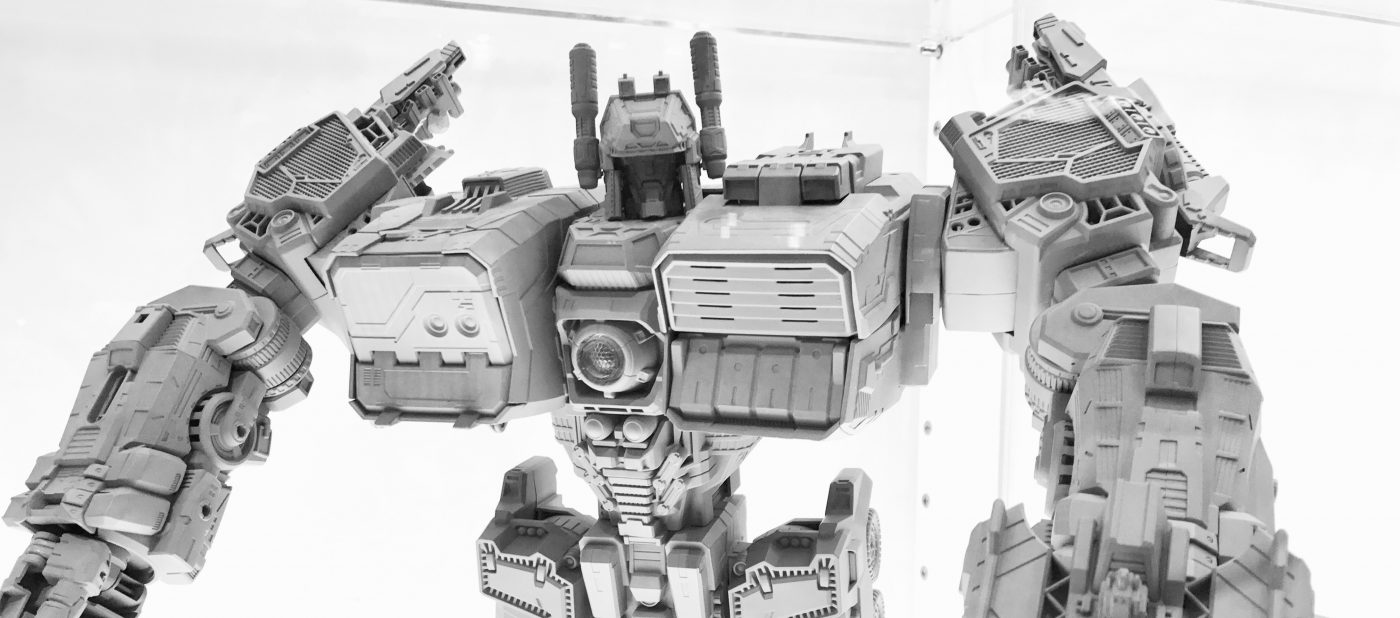 HASCON 2017: Roll through the Transformers brand area [Gallery]