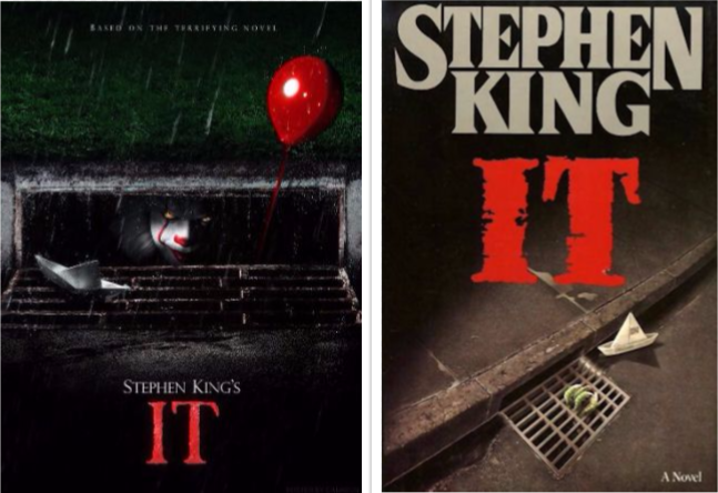 """Breaking """"It"""" down:  Comparing the 2017 movie with the 1986 novel"""