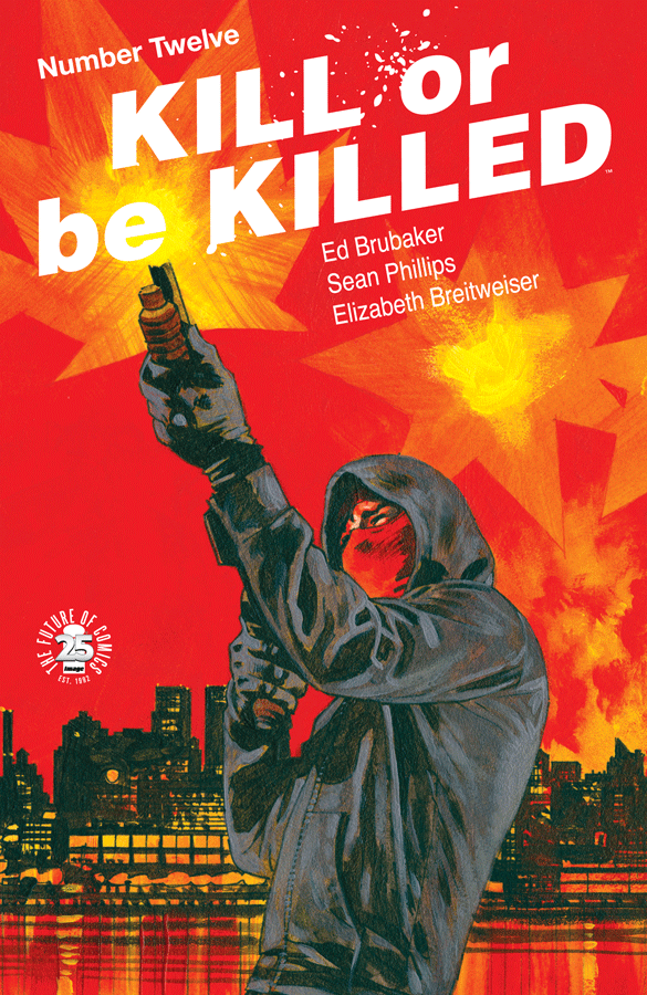 Kill or Be Killed #12 Review