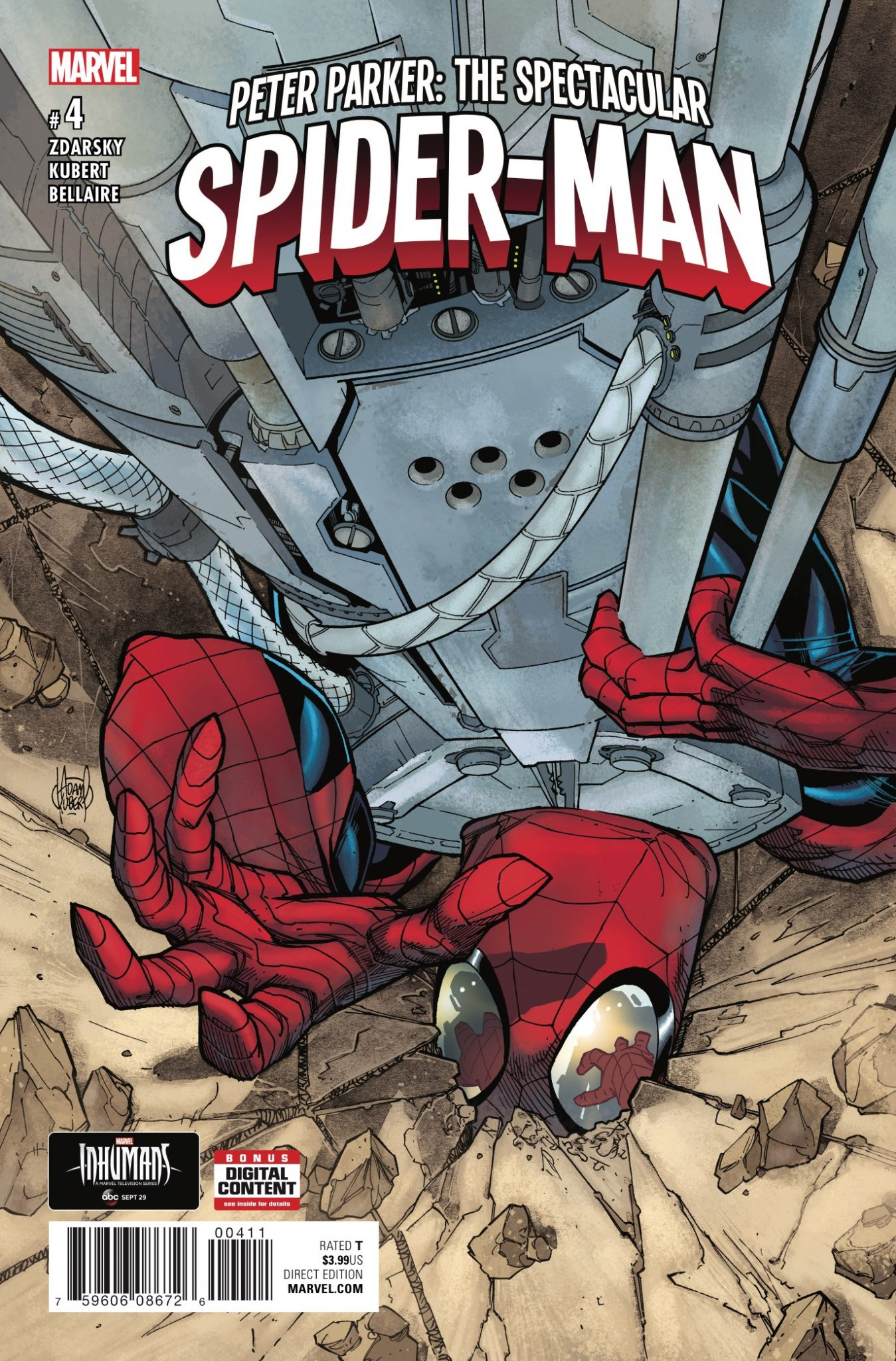 Marvel Preview: Peter Parker: The Spectacular Spider-Man #4