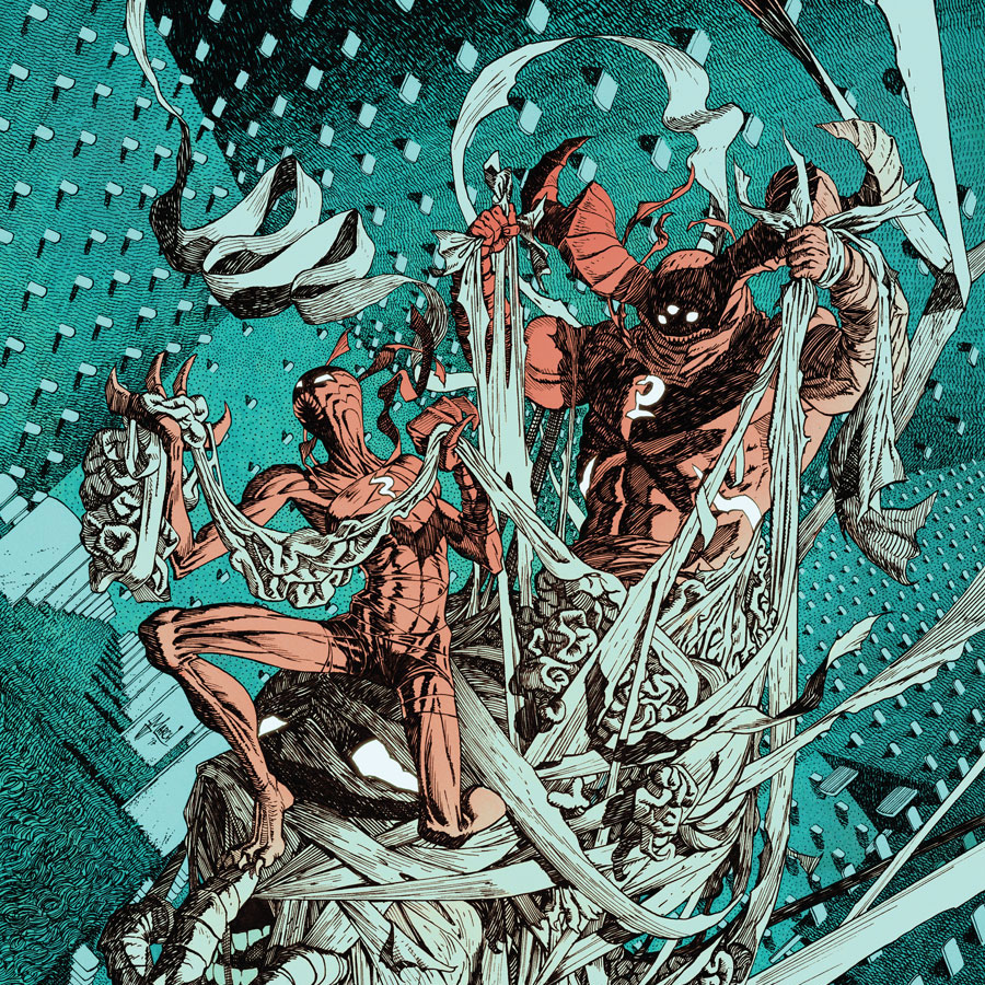 The next Justice League member could be... Ragman? Ray Fawkes and Inaki Miranda spill the beans