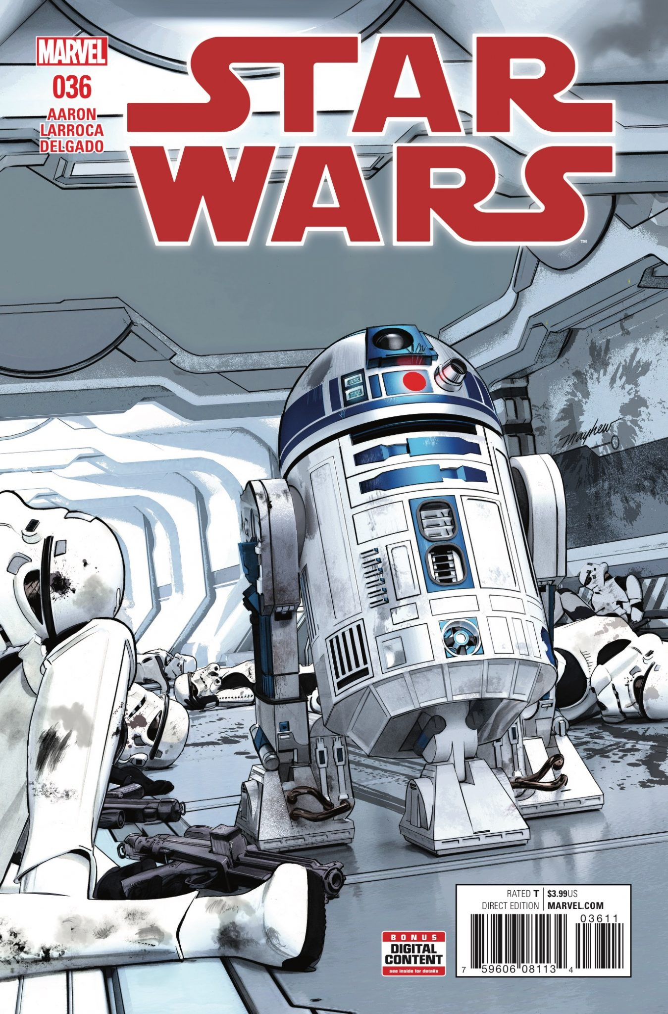 Star Wars #36 Review