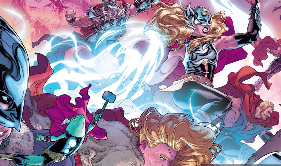 """""""A celebration of 50-plus years of storytelling"""" The Marvel Legacy Teaser Trailer is here!"""