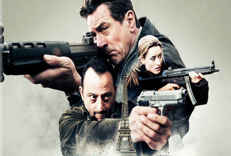 'Ronin' review: An ensemble cast and realistic car chases put 'Fast and the Furious' to shame