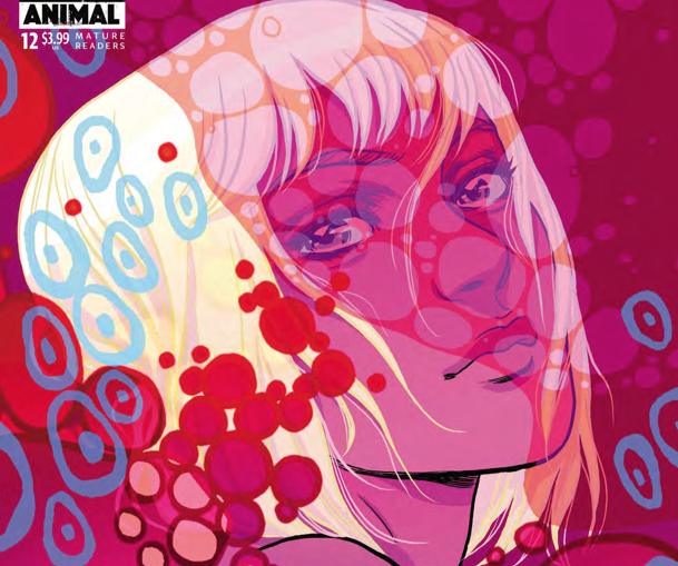 Shade, the Changing Girl #12 Review