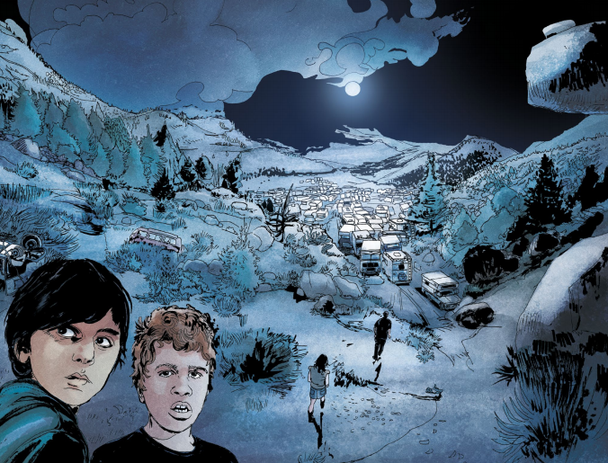 Exit Interview: Artist Alison Sampson talks wrapping up 'Winnebago Graveyard' and what's next!