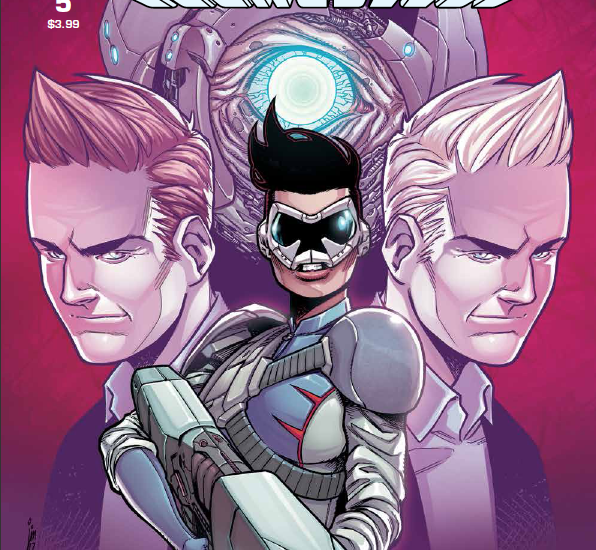 Youngblood #5 Review