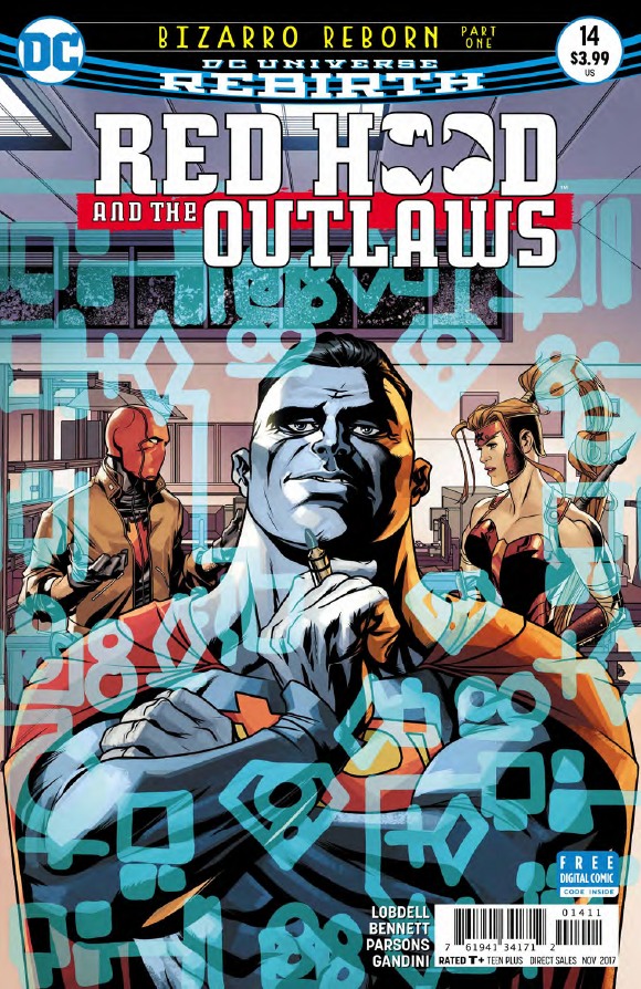 Red Hood and the Outlaws #14 Review