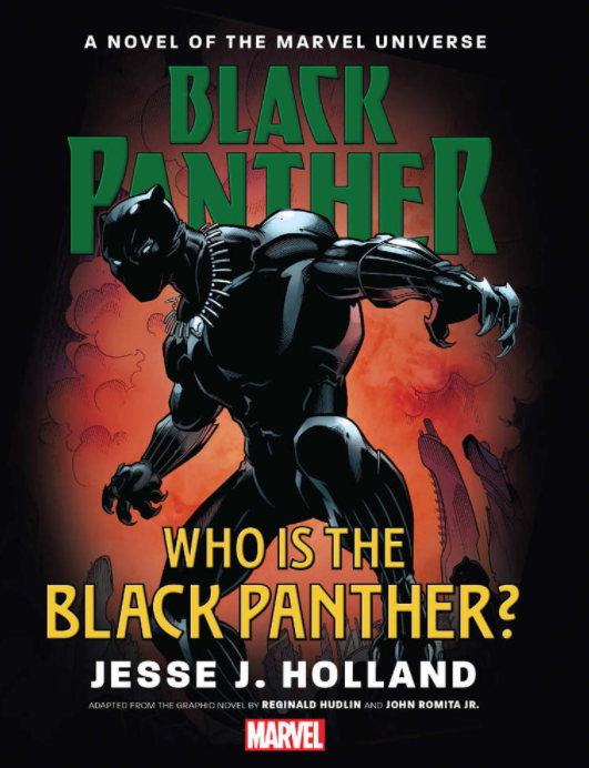 'Who is The Black Panther' review: wait, Marvel writes novels now?