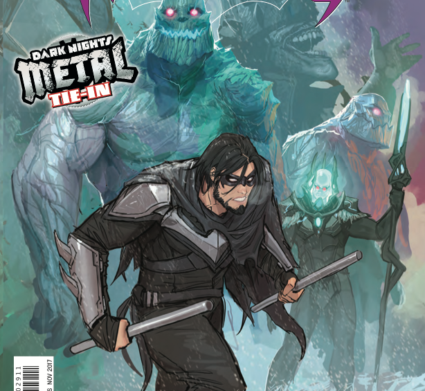 Nightwing #29 Review