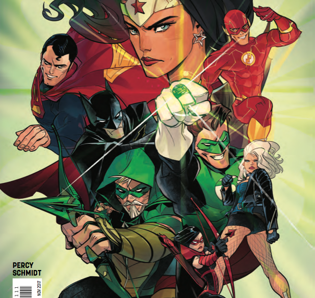 Green Arrow #31 Review