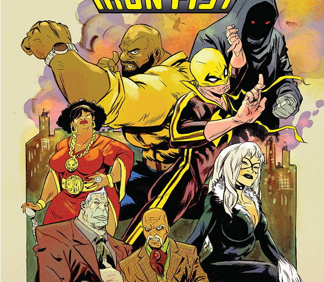 Heavy on the talk, light on the fists: 'Power Man and Iron Fist Vol. 3: Street Magic' review