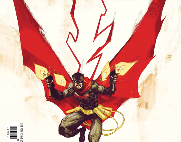 Batman/The Shadow #6 Review
