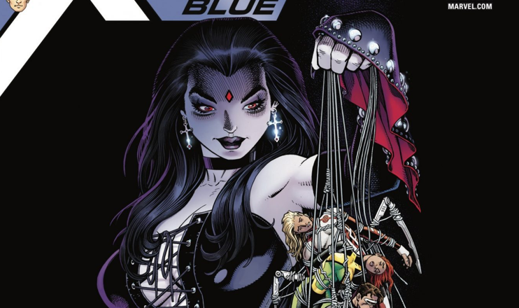 X-Men: Blue #12 Review