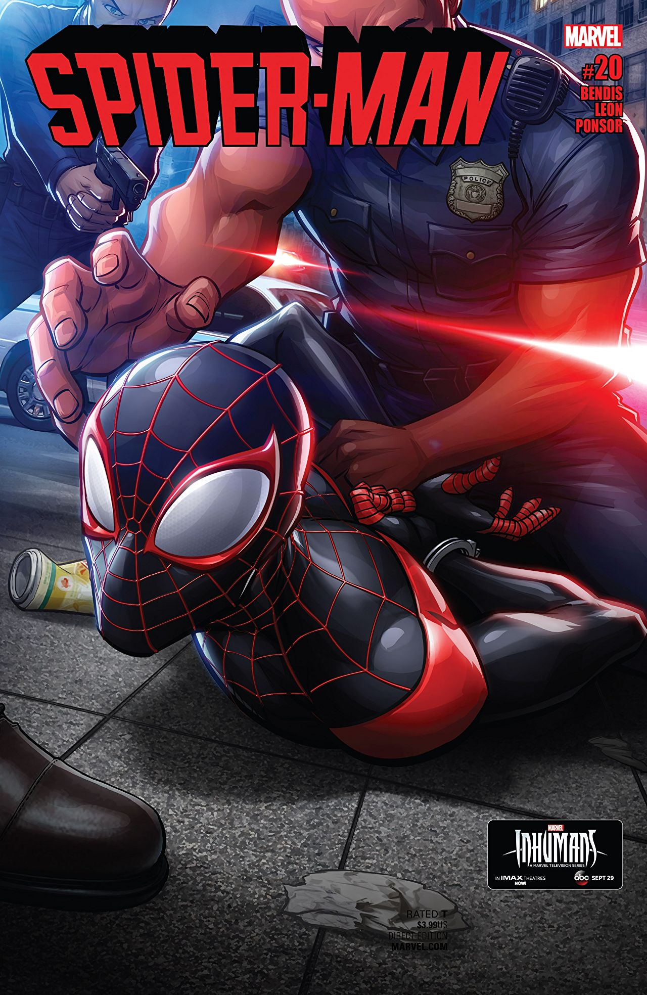 Spider-Man #20 Review