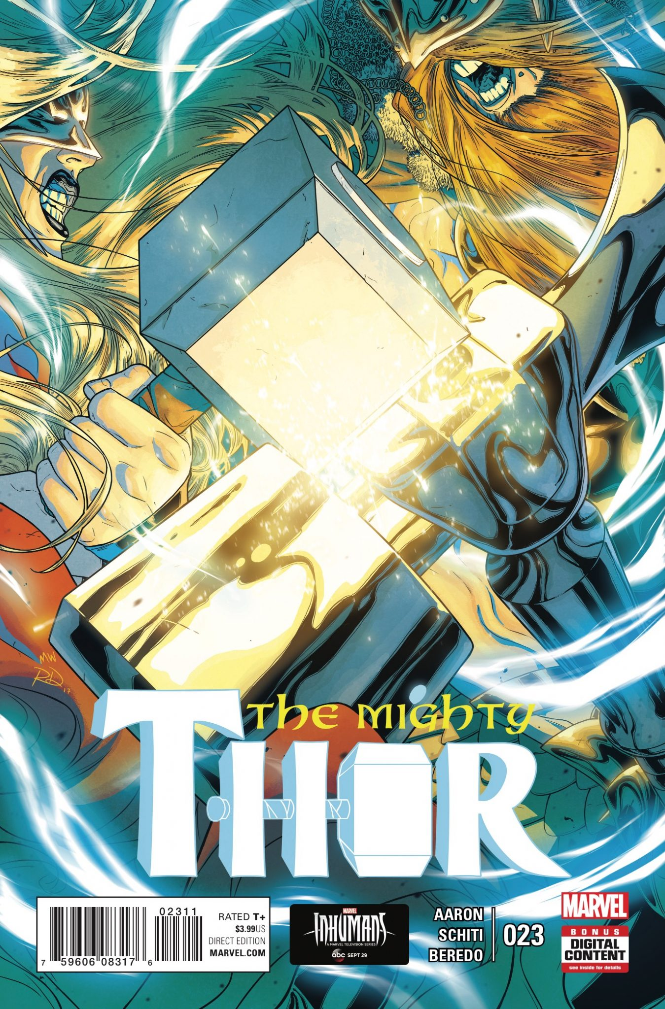 Marvel Preview: The Mighty Thor #23