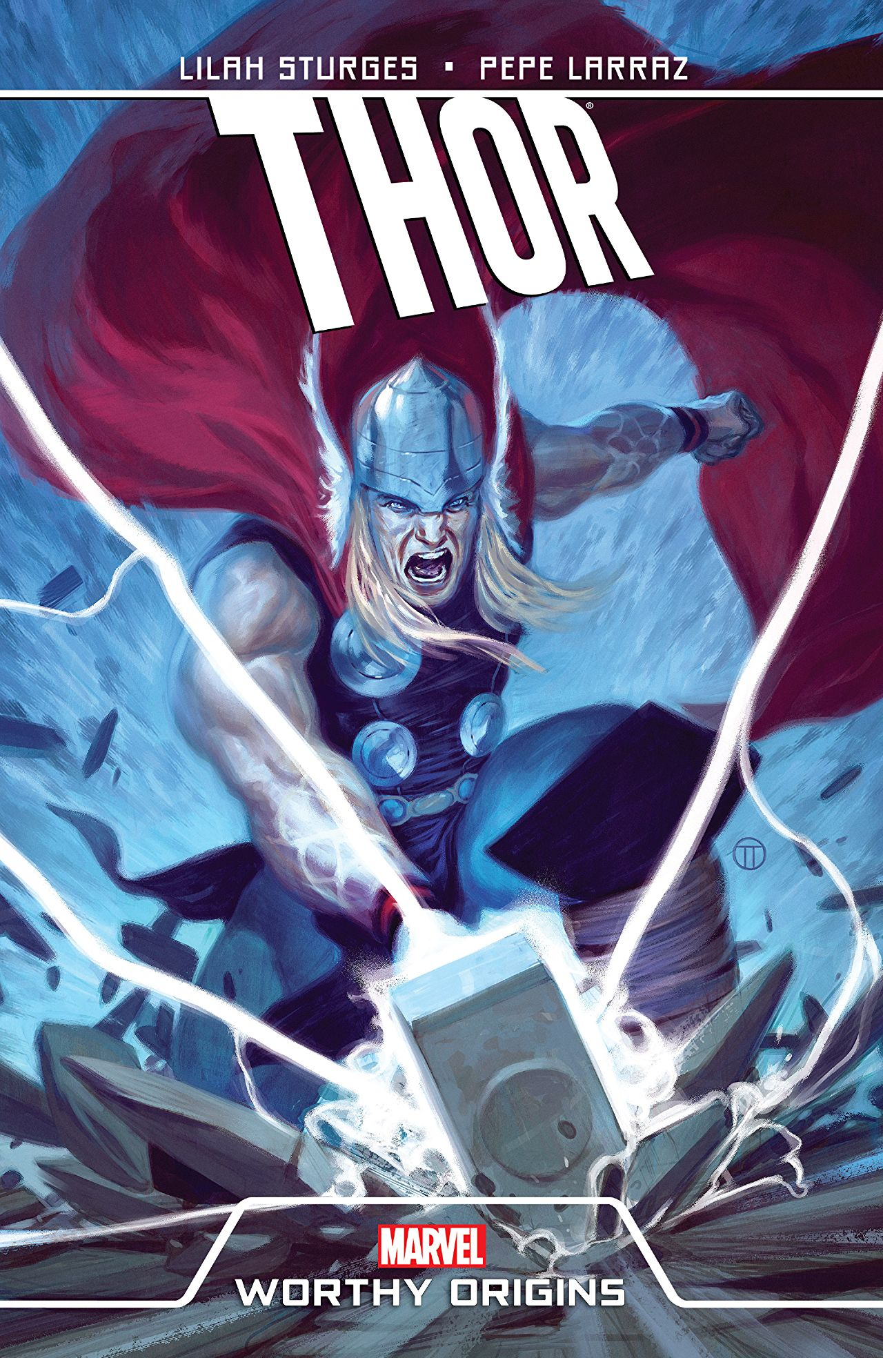 'Thor: Worthy Origins' review: bringing Thor's story to the 21st century