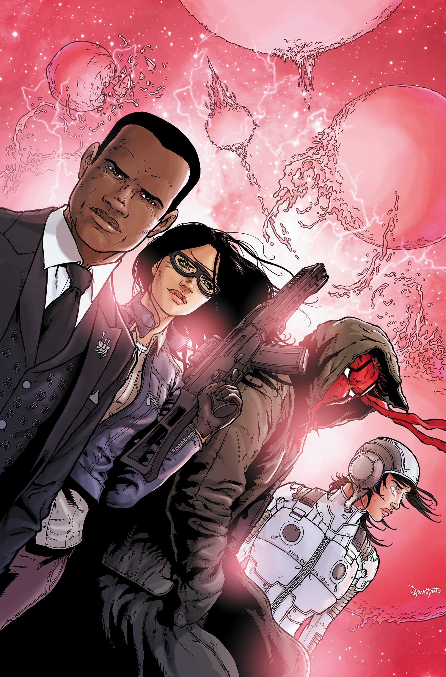 The Wild Storm #7 Review
