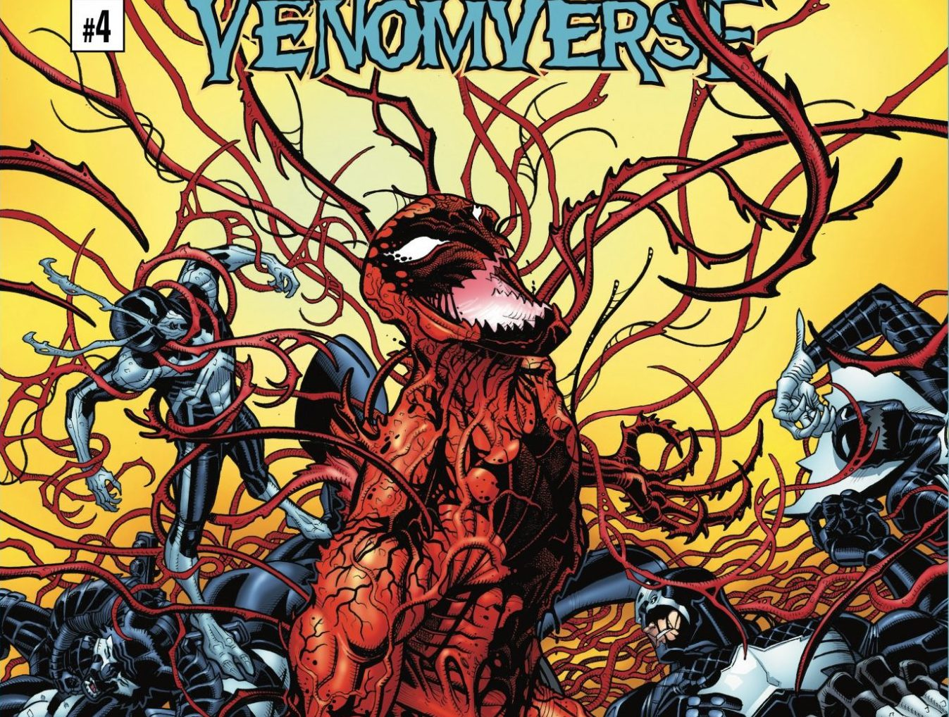 Venomverse #4 Review