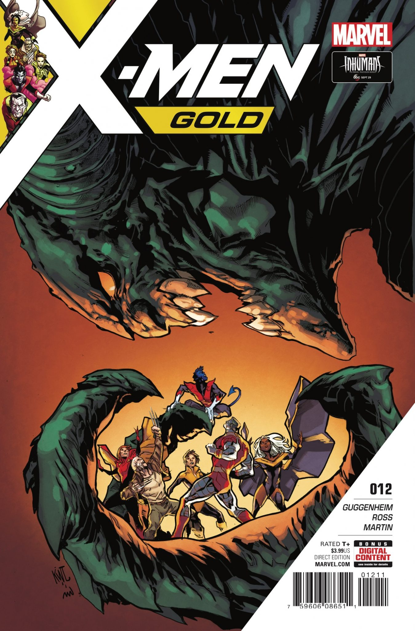 X-Men: Gold #12 Review