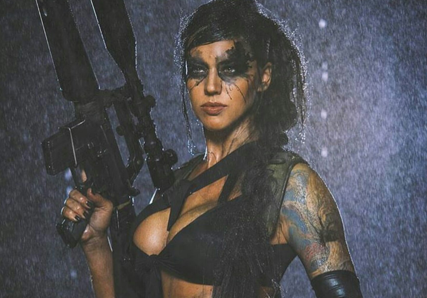 Metal Gear Solid V Quiet Cosplay By Alex Zedra Aipt
