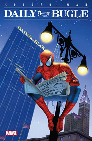 """""""Spider-Man:  Daily Bugle"""" review: A varied, insightful look at Marvel journalism"""