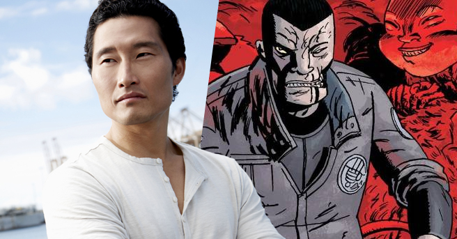 Daniel Dae Kim signed to star in Hellboy: Rise of the Blood Queen