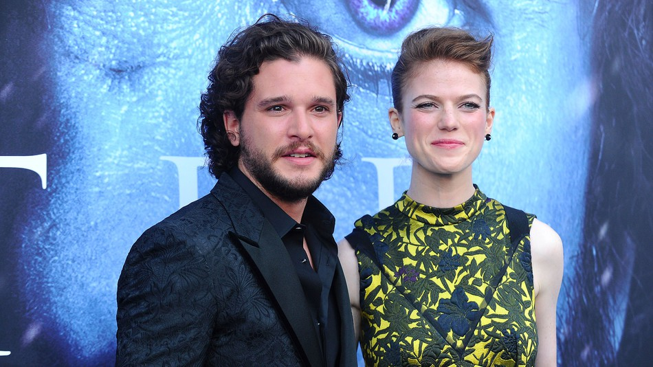 Our favorite 'Game of Thrones' lovers to marry in real life