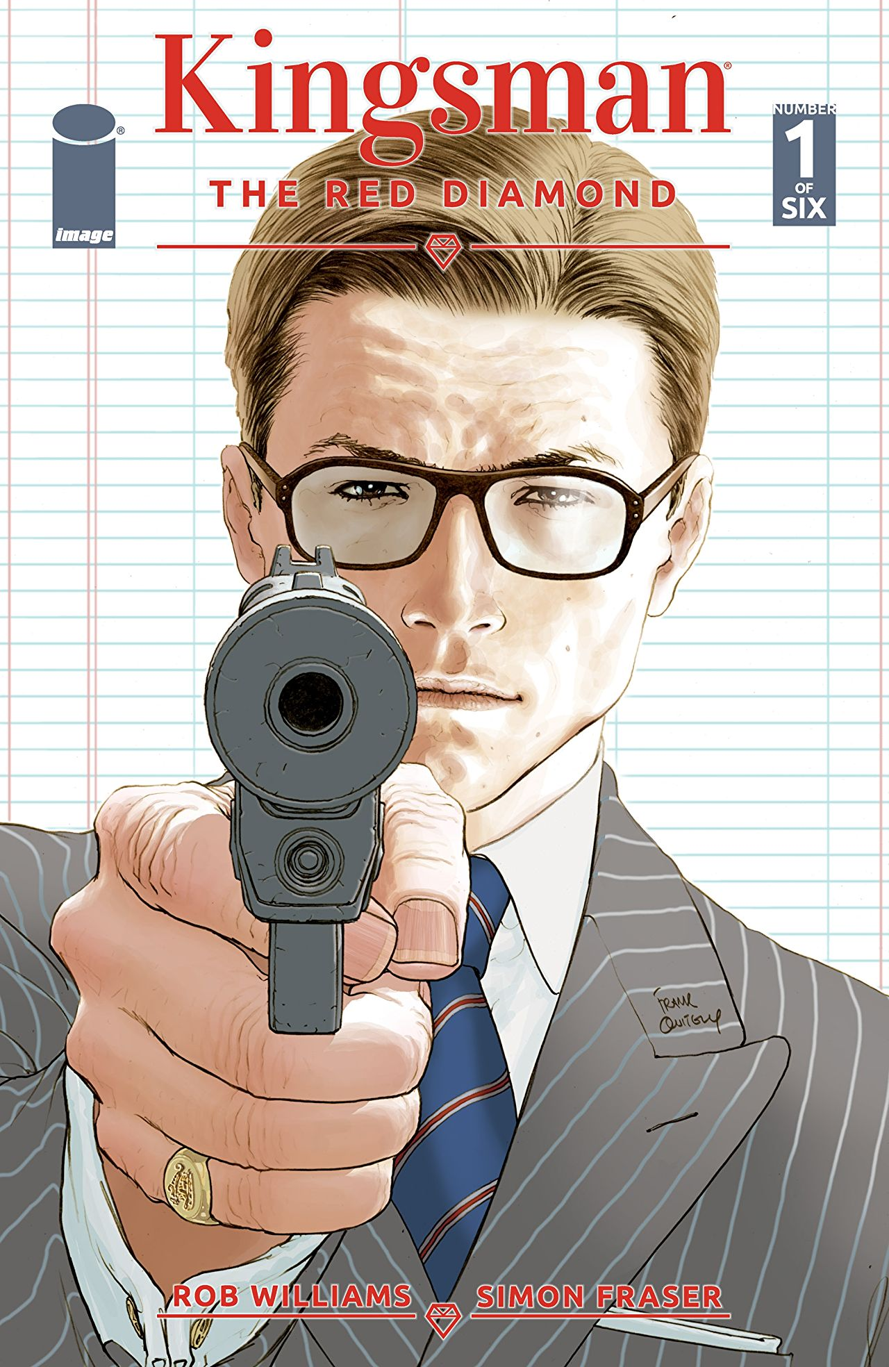 Kingsman: The Red Diamond #1 Review