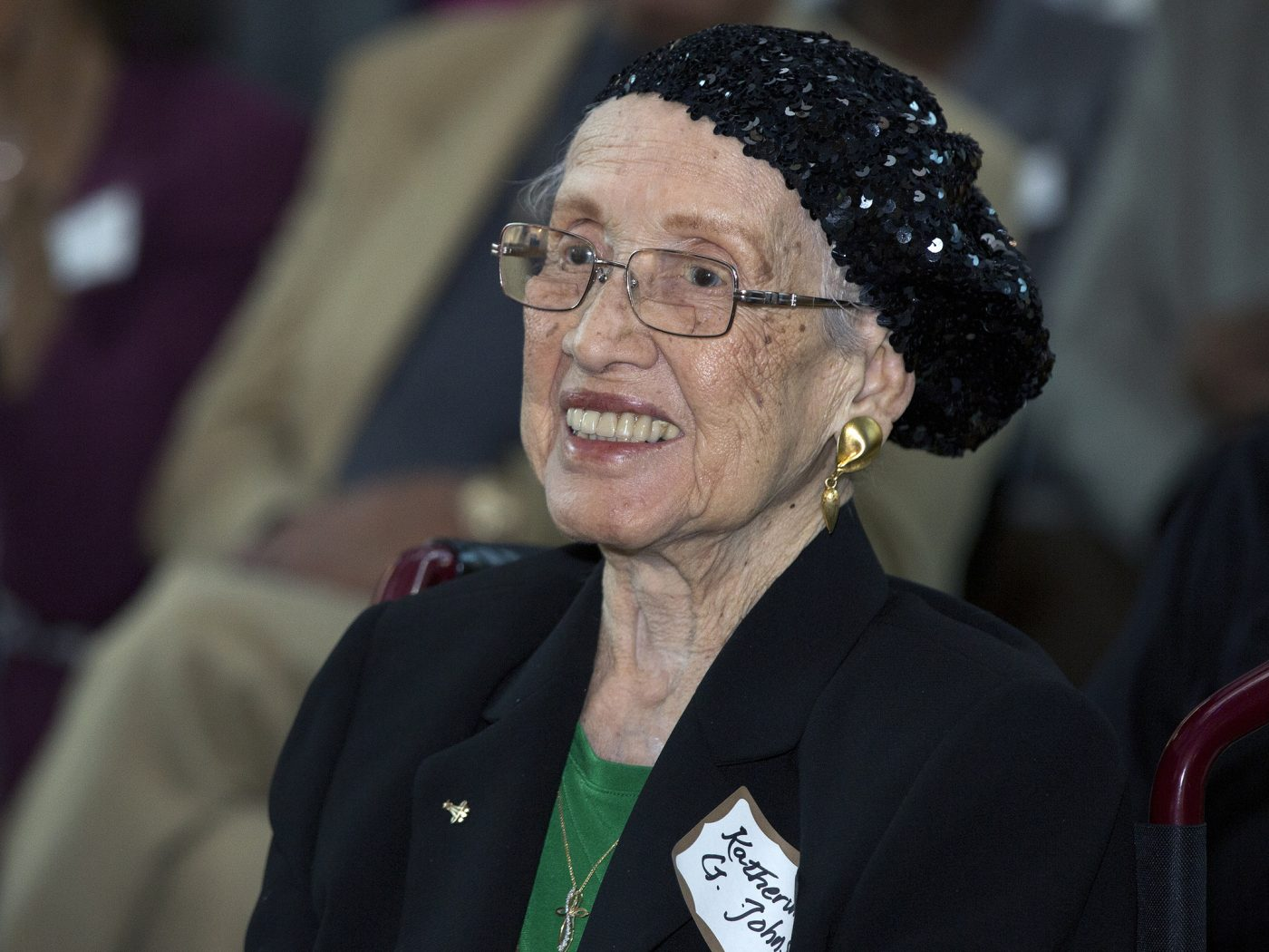 "NASA honors ""Hidden Figures"" math legend Katherine Johnson"