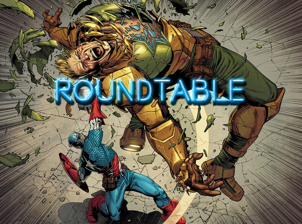 "AiPT! Roundtable:  On the creative merits of ""event"" comics"