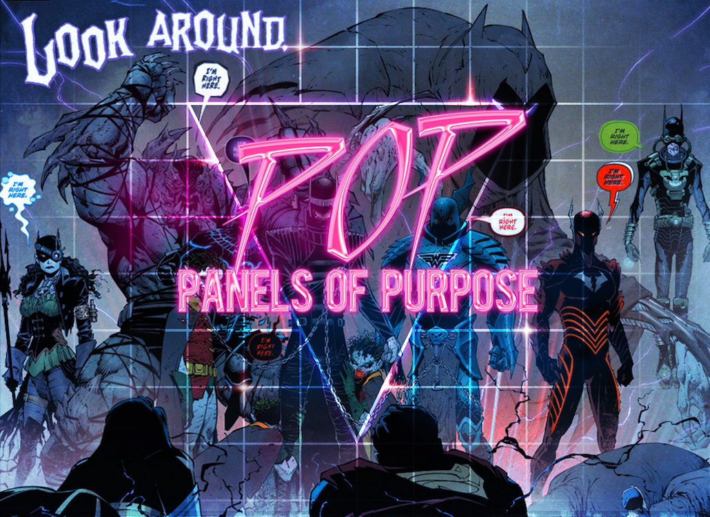Monthly POP: Panels of Purpose - September 2017