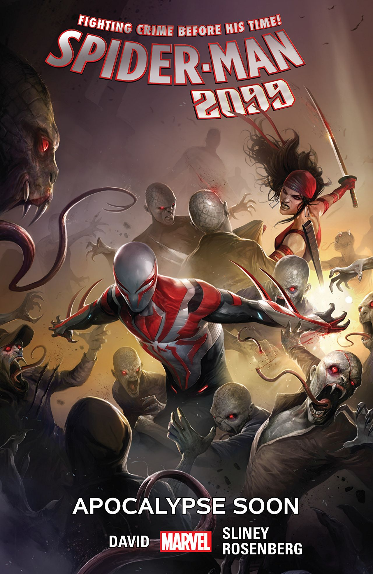 'Spider-Man 2099' Vol. 6 is a forgettable read not for newcomers