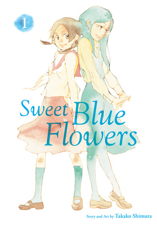 Sweet Blue Flowers Vol. 1 Review