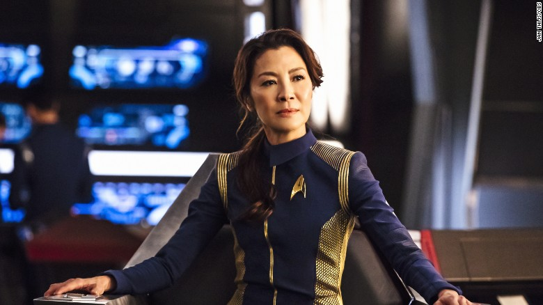 "Star Trek: Discovery boss on Michelle Yeoh's Captain Georgiou: ""You will see more of this woman on this show!"""