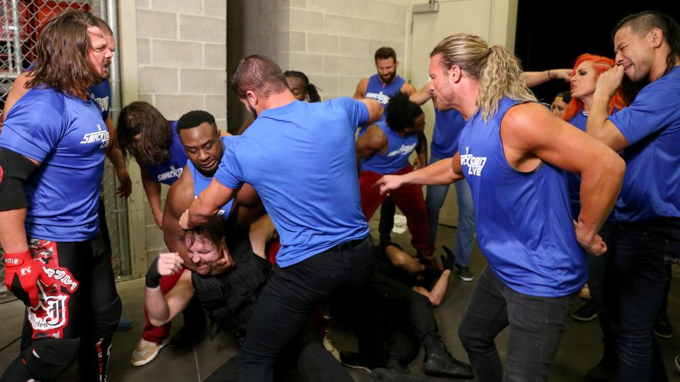 Oct. 23, 2017 WWE Raw recap/review: The road to Survivor Series starts in the laziest way possible