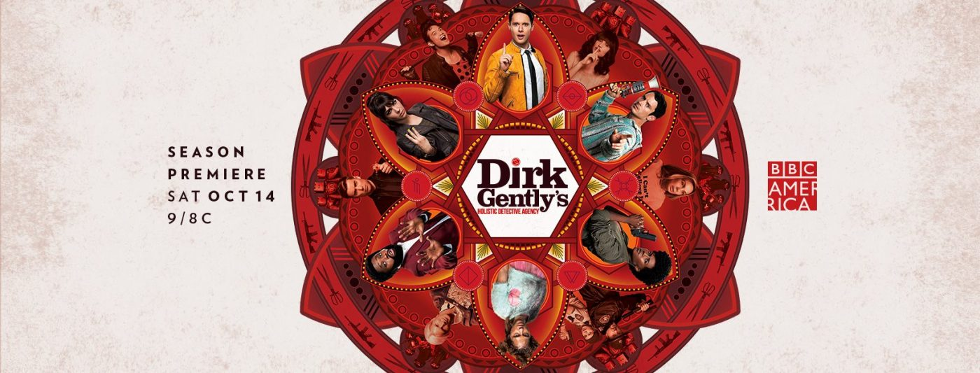 NYCC 2017: Dirk Gently's Holistic Detective Agency season 2 proves to be even more bizarre than the first