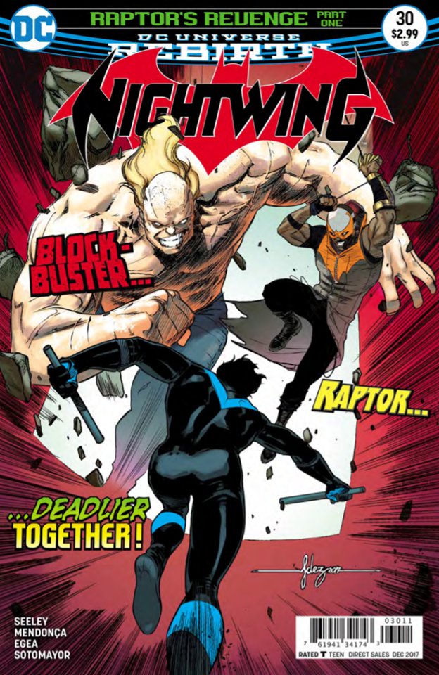 Nightwing #30 Review