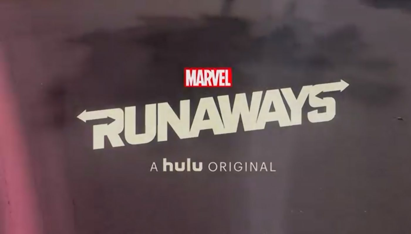 Watch the official teaser trailer for Marvel/Hulu's 'Runaways'