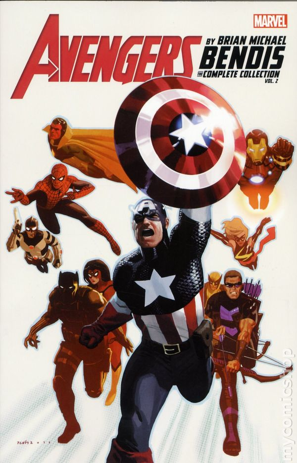 The Avengers by Brian Michael Bendis Complete Collection Vol. 2 review: brilliant storytelling and a look at the lighter side of super-heroics