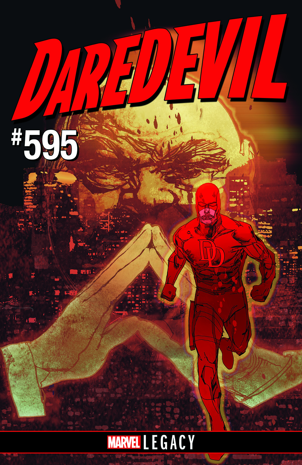 Marvel Preview: Daredevil #595