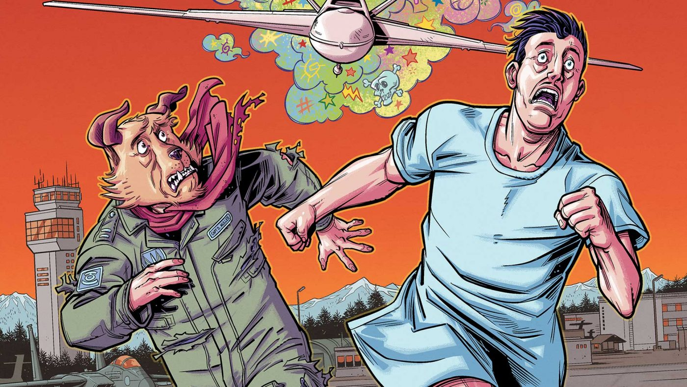Dastardly and Muttley #2 Review