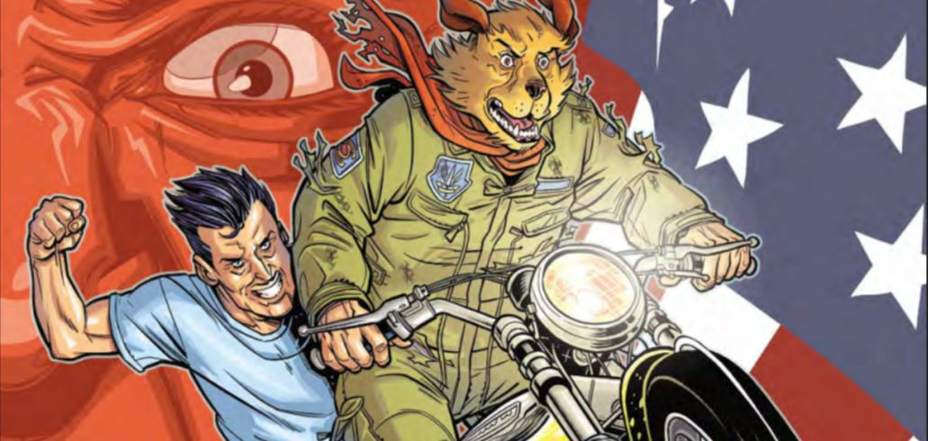 Dastardly and Muttley #3 Review